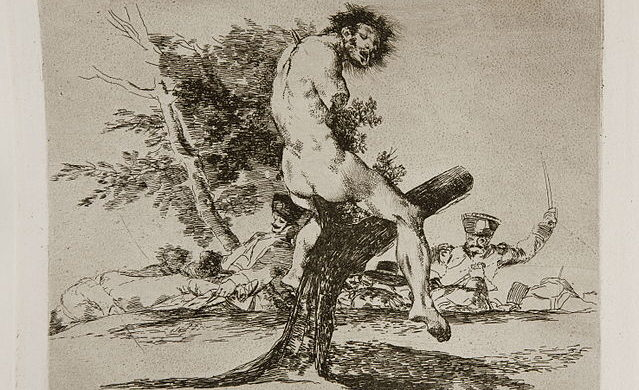 By Francisco de Goya - Museo del Prado, Public Domain, https://commons.wikimedia.org/w/index.php?curid=25079787